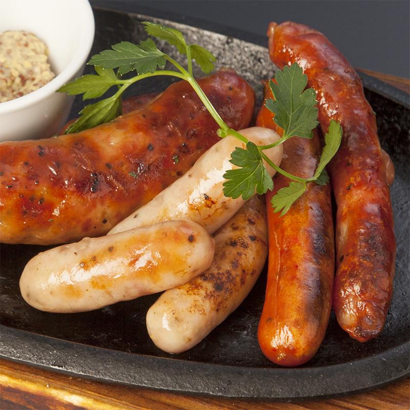 Steel Sheet Sausage