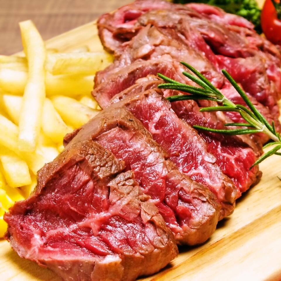 Cow Misji Steak