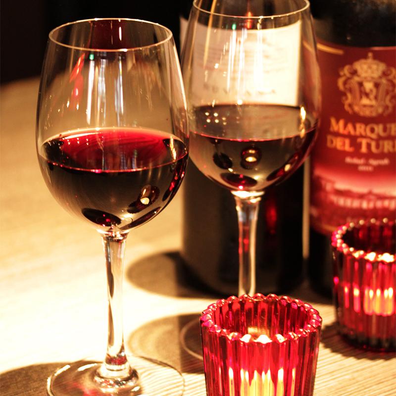 Prepared wine abundant ◎