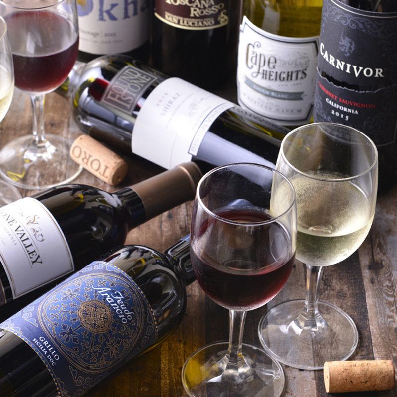 Meet one sticking ♪ ♪ prepare wine list ◎