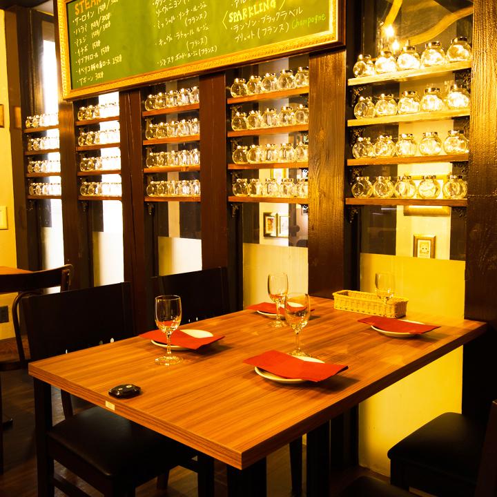 Bōnenkai在成人的酒吧空间