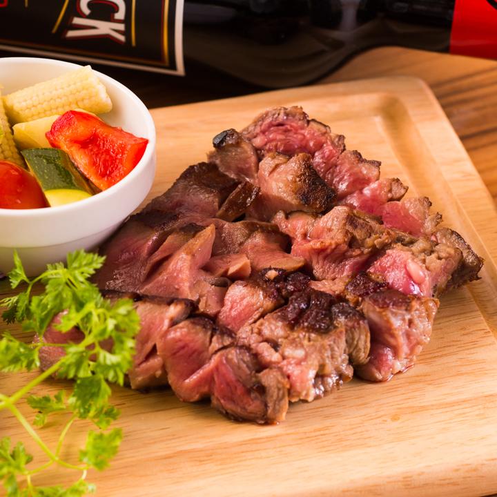 Tan steak