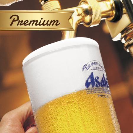 【All-you-can-drink all-you-can】 draft beer and premium whiskey! Enjoy rich ♪ 2-hour system · 2000 yen!