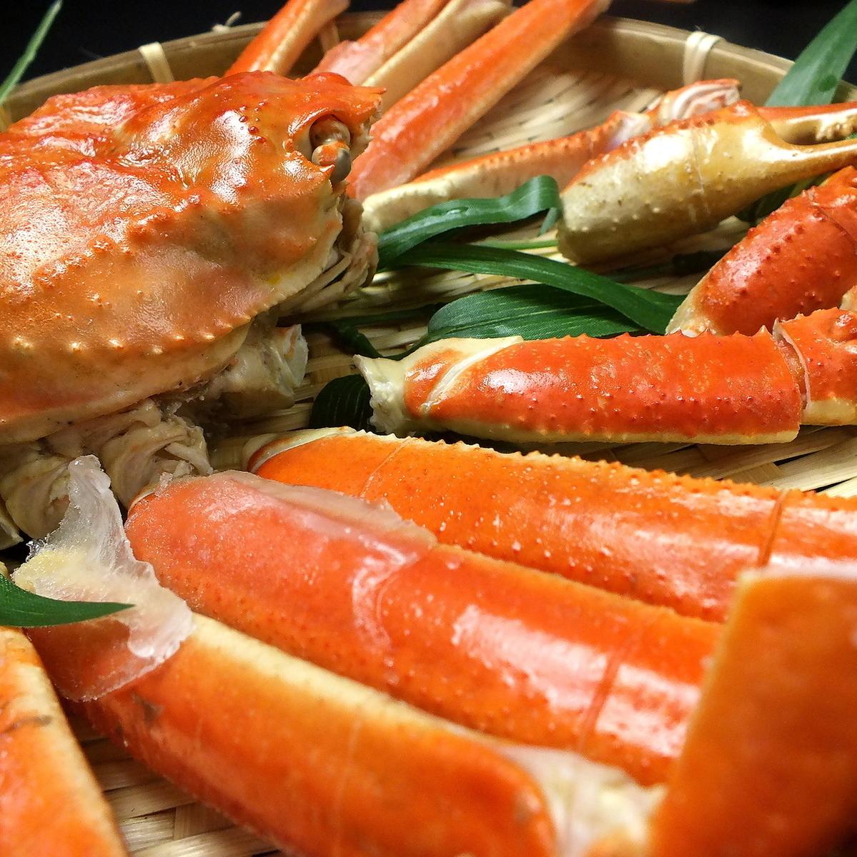 Thalaba crab legs