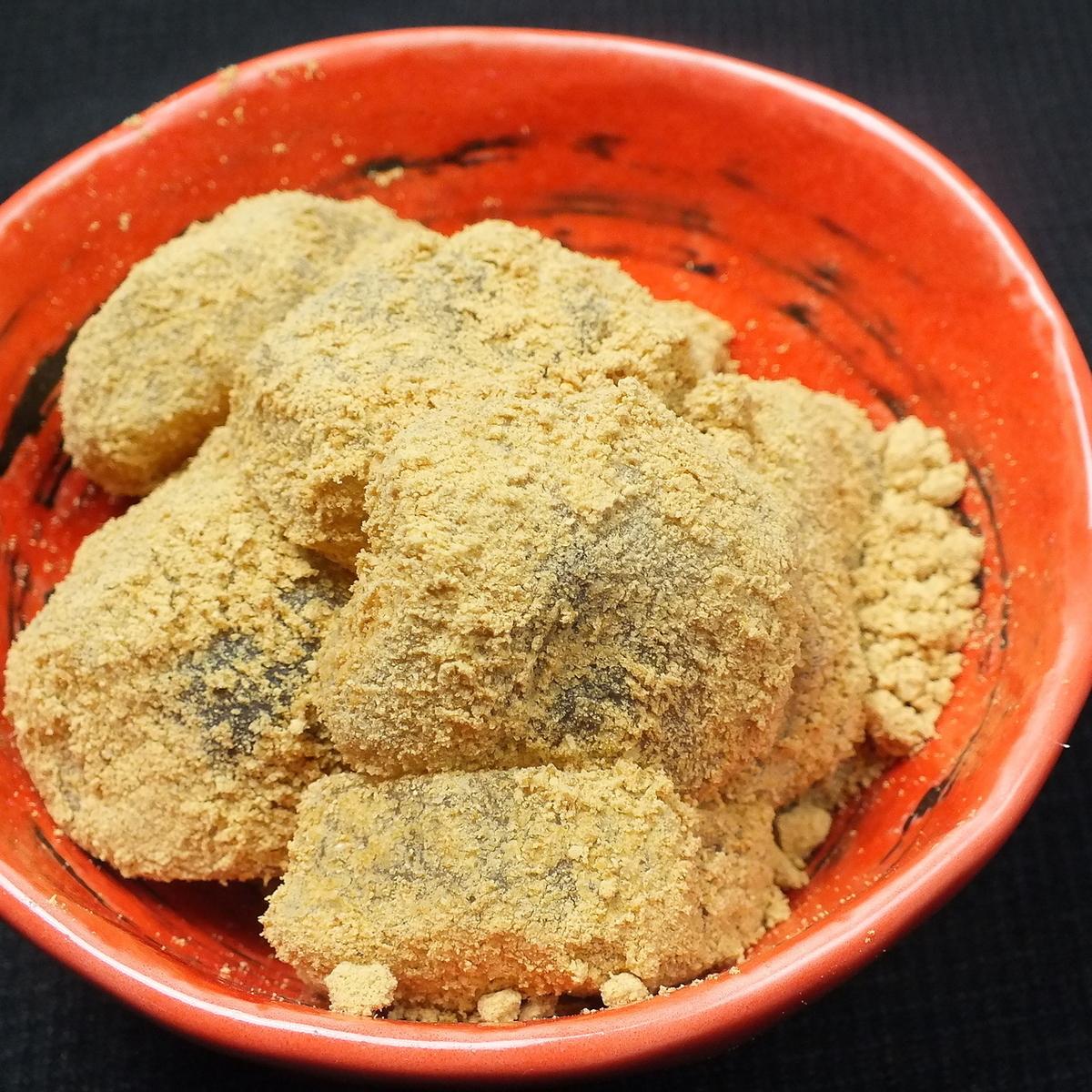 Warabimochi