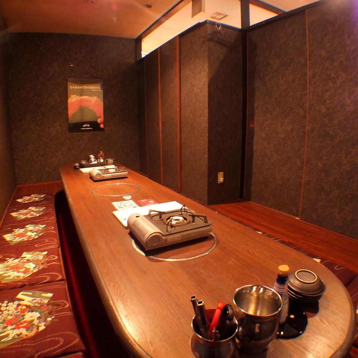 完整的挖掘私人房間!6人×2(最多可容納12人)