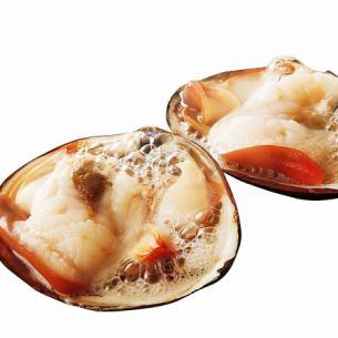 【活】ホッキ貝の殻焼