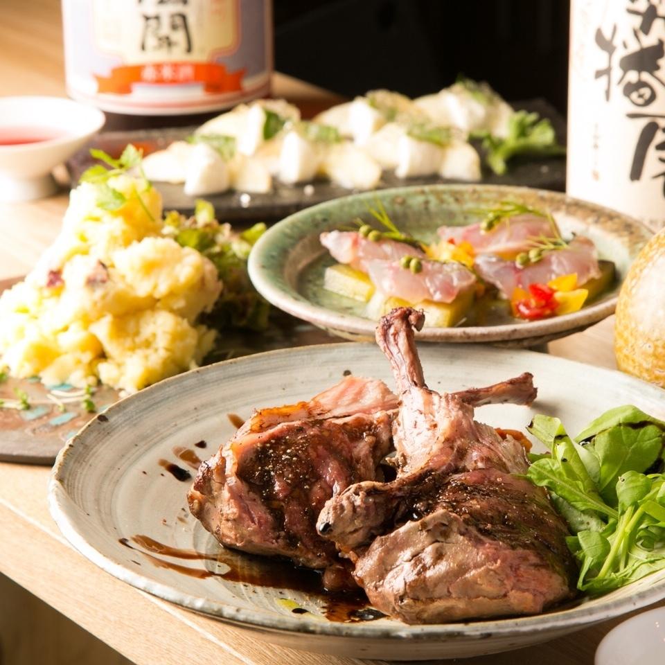 西洋料理にこだわるからこそ味噌と醤油は使わない!
