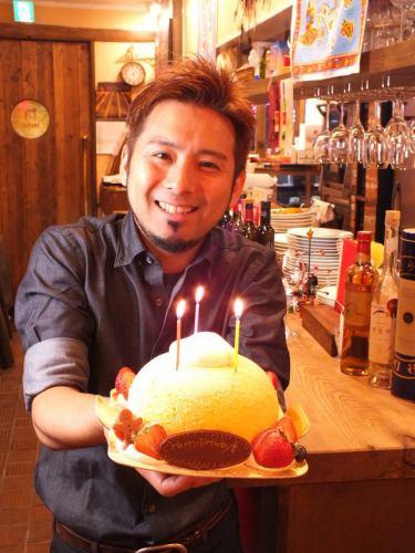 生日·周年纪念日♪