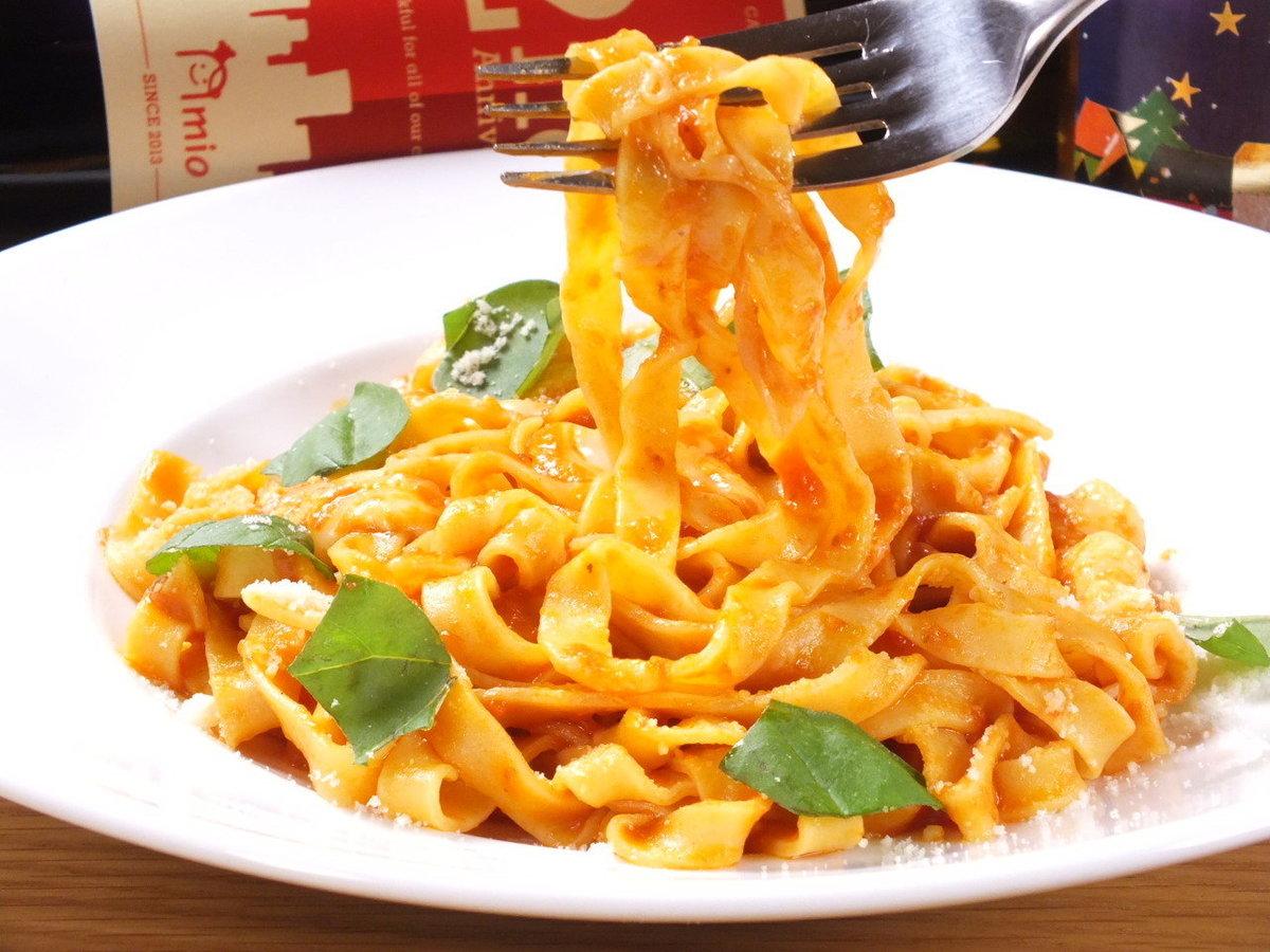 番茄和馬蘇里拉奶酪
