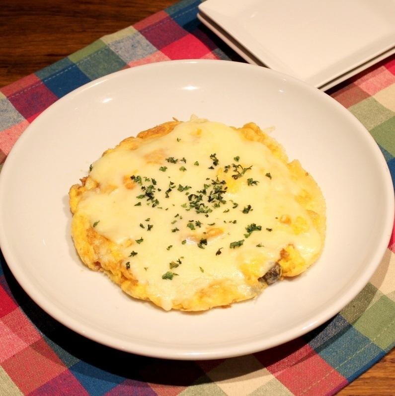 意大利奶酪煎蛋捲