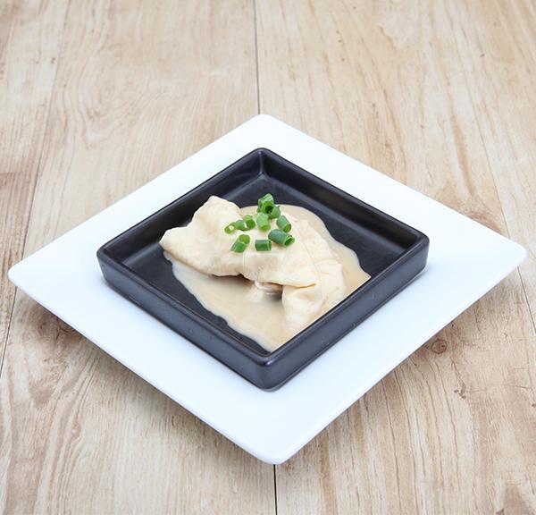 Keiyu-yuzu胡椒奶油醬