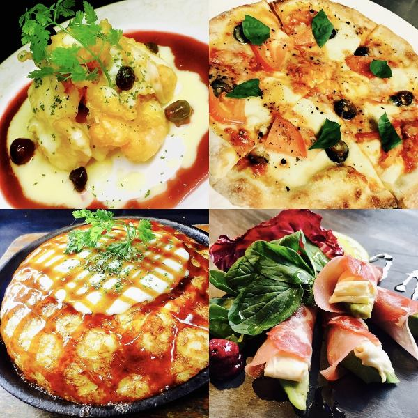 Individual goods of various kinds are richly delicious ♪ It is popular also for repeaters like single goods!