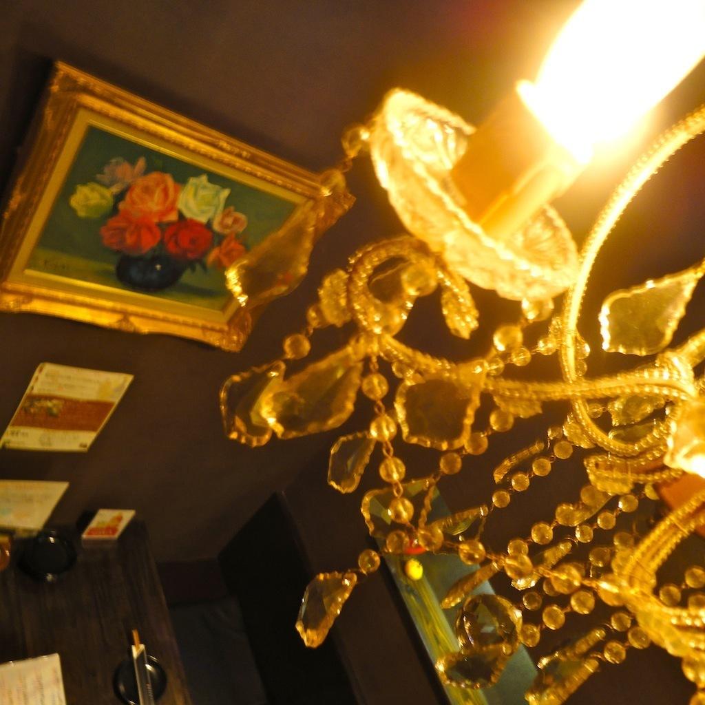 3F後吊燈私人房間