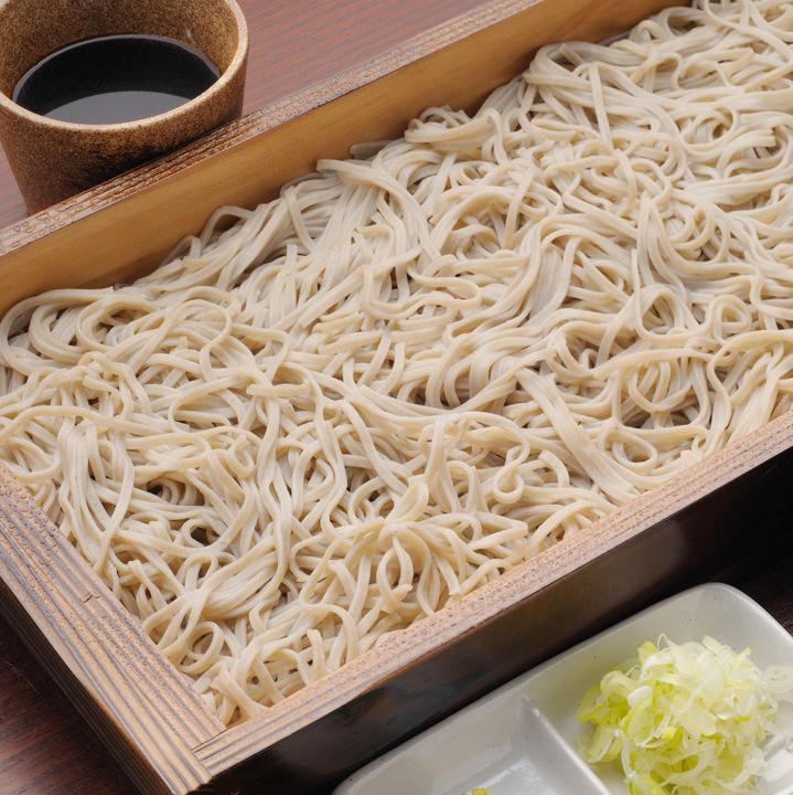 Platform buckwheat noodles (2 ~ 3 servings / 4 ~ 5 servings)