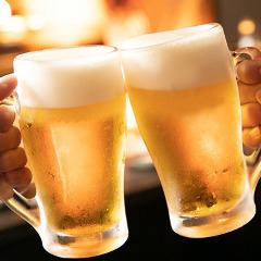 [Discount for now! Discount plan for rage] A great deal of all-you-can-drink plan ♪ ☆ 1780 yen is free for every 2 people ☆