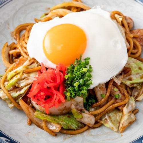 Akita-style fried noodles