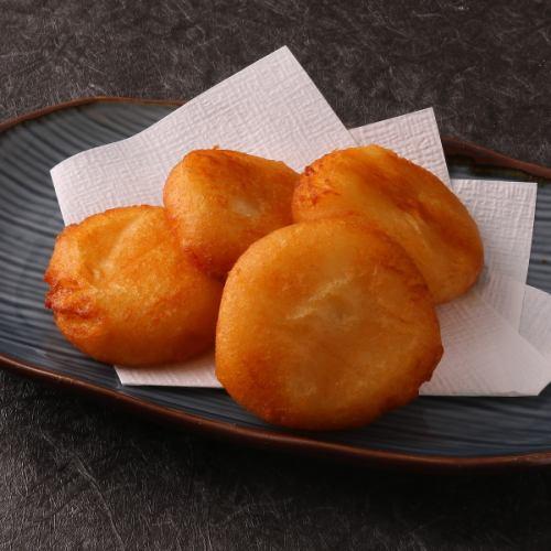 감자 치즈 떡