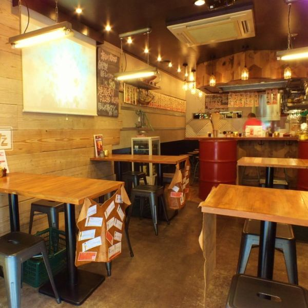 【Various projectors available! Various charter banquet warm welcome ☆ ☆】 In the back retreat in Akihabara, the popular izakaya is equipped with rare projectors! A banquet at the company, a girls' society, a birthday party, a welcome festival Please use at various scenes such as the party and various parties ☆ ☆