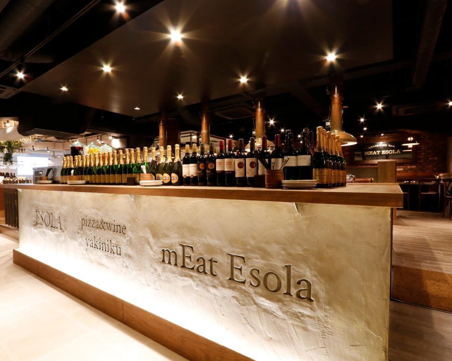 【1-2人站立】♪时尚的站立酒吧与世界品牌的葡萄酒库存★你可以使用它约会和饮酒♪