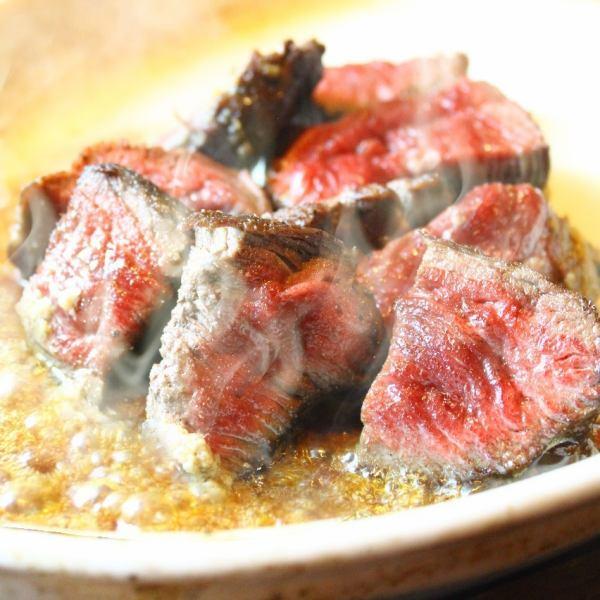 五感でお肉を楽しめる!ESOLAの極みステーキ