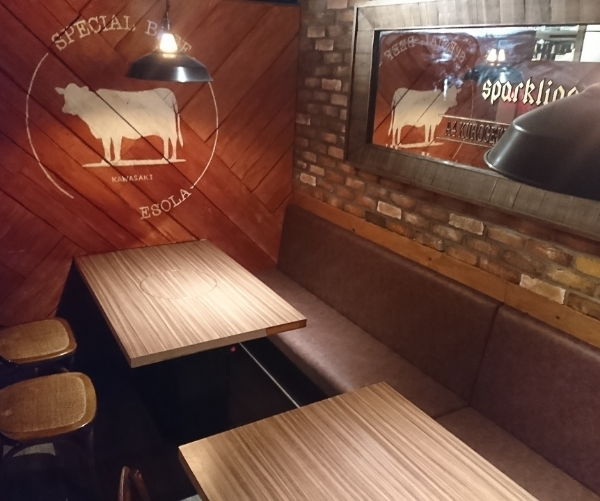 【3~10人桌私人房间】推荐给女孩派对或者gametokon!享受放松的葡萄酒!