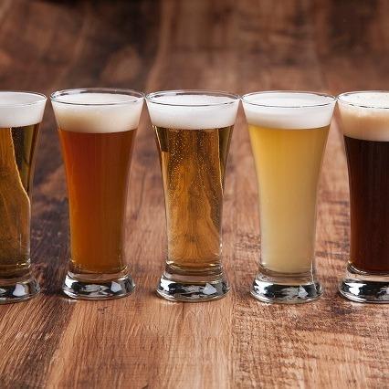 こだわりの樽生クラフトビール