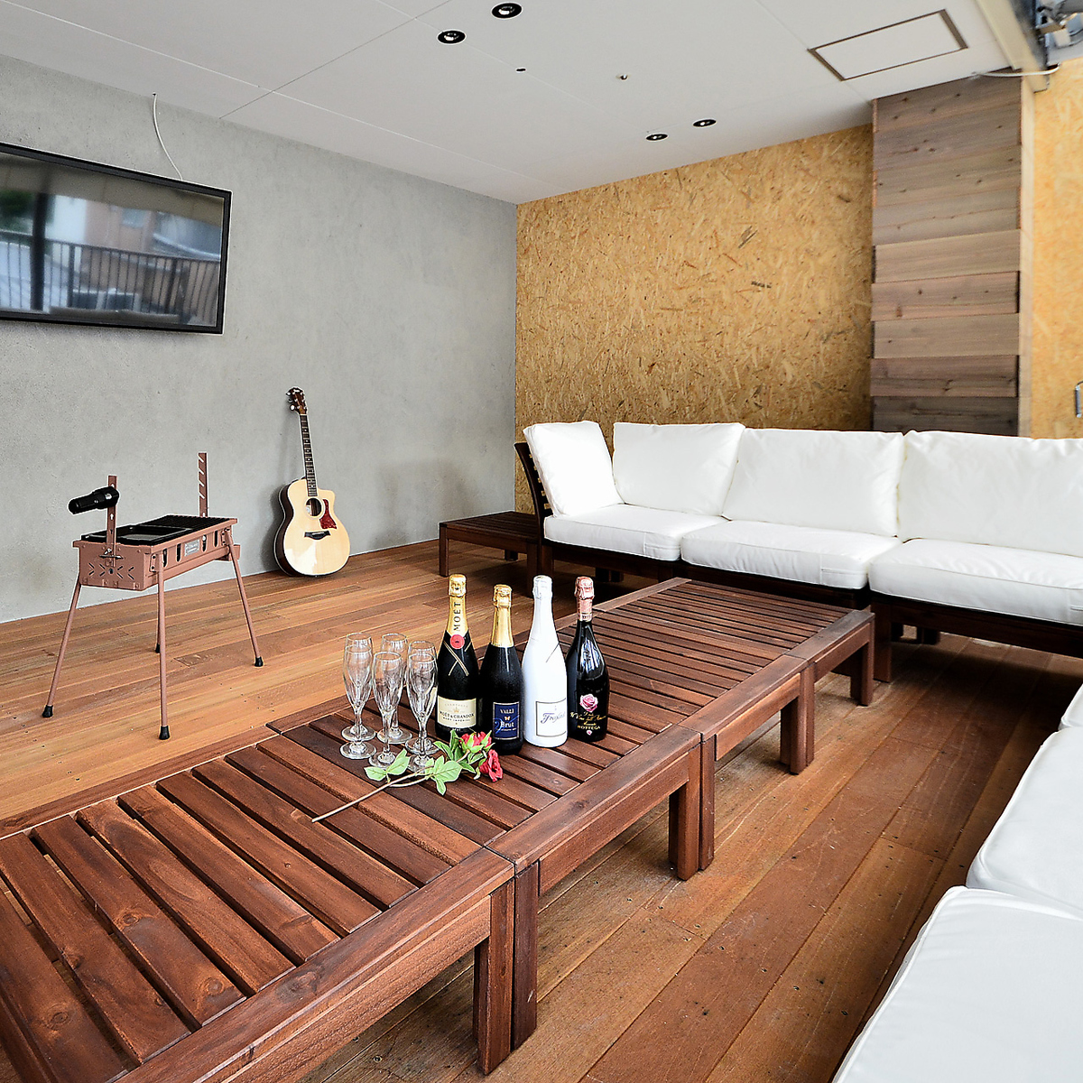 VIP room to relax on relaxing sofa! TV included ※ Separately 5000 yen (tax included) For details, please contact the store.