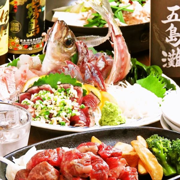 Drinking and release course 3000 yen ~ ★ Main is steak ♪ Sake pot course that can enjoy standard pot and steak 4700 yen ◎