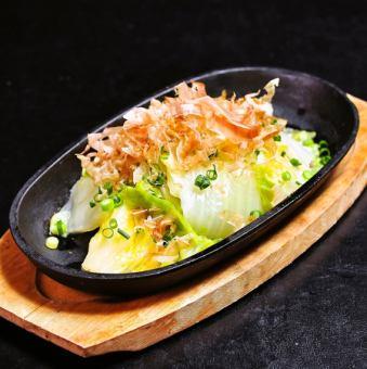 国産豚と白菜の蒸し焼き~ゆずポンで~