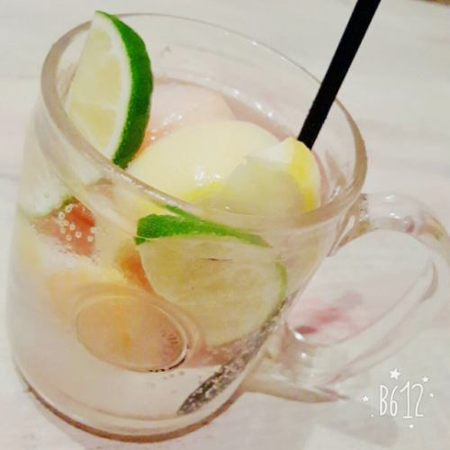 【氷結フルーツDRINK】男性に大人気!氷結フルーツレモンサワー