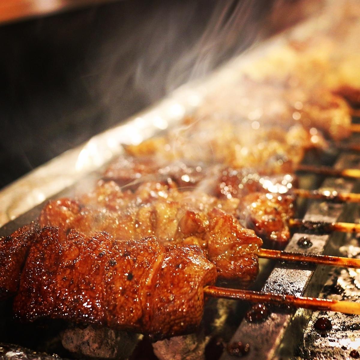 Freshness life !! Grilled skewers 138 yen ~ ♪