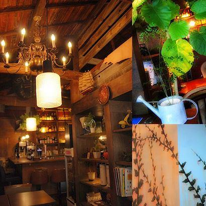 내 단골 야 ~ ♪라고 친구에게 자랑하고 싶은 카페 식당.비일상적인 공간이 멋진 ☆