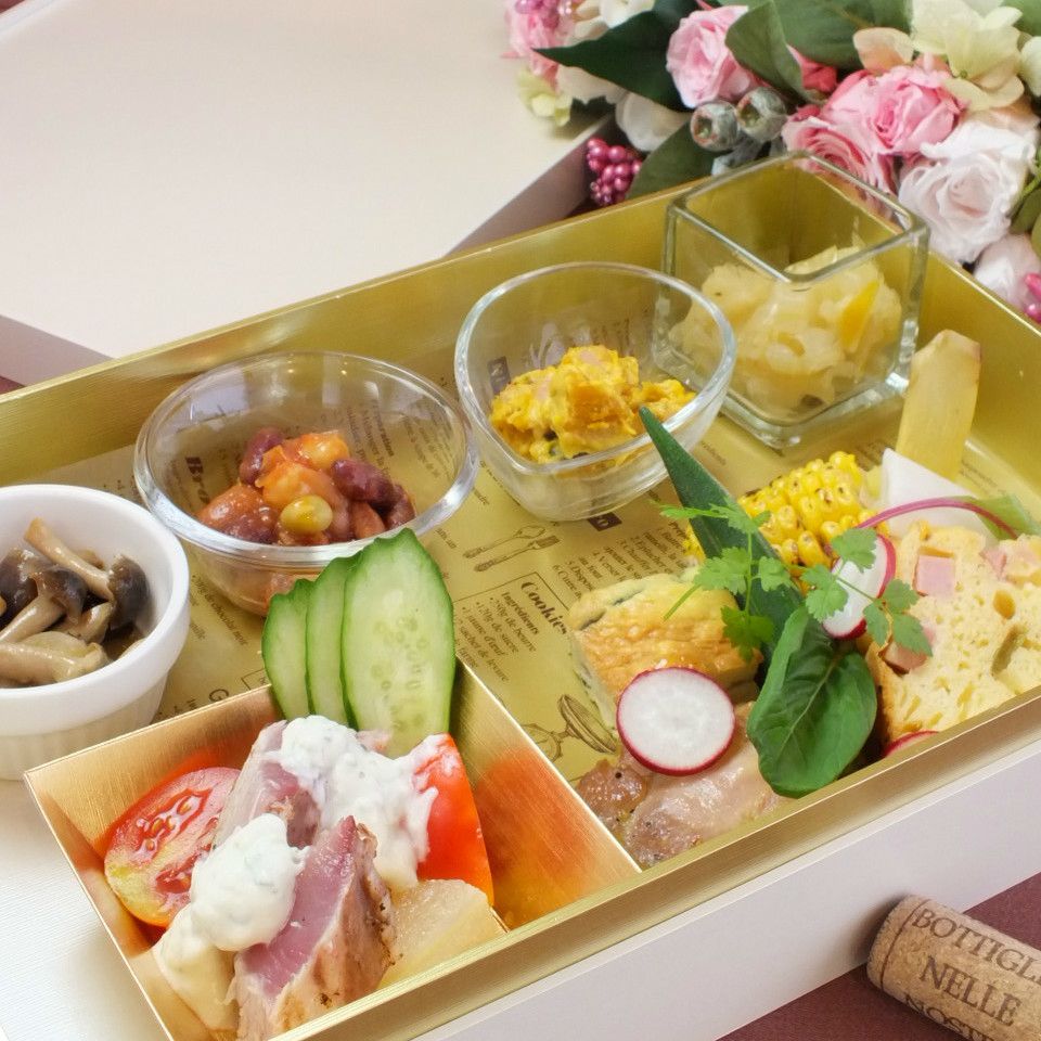 Photo shine ◎ French BENTO