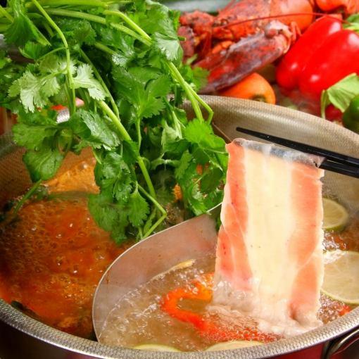 札幌第一次登陆!亚洲涮涮锅120分钟所有你可以吃和所有你可以喝2500日元!