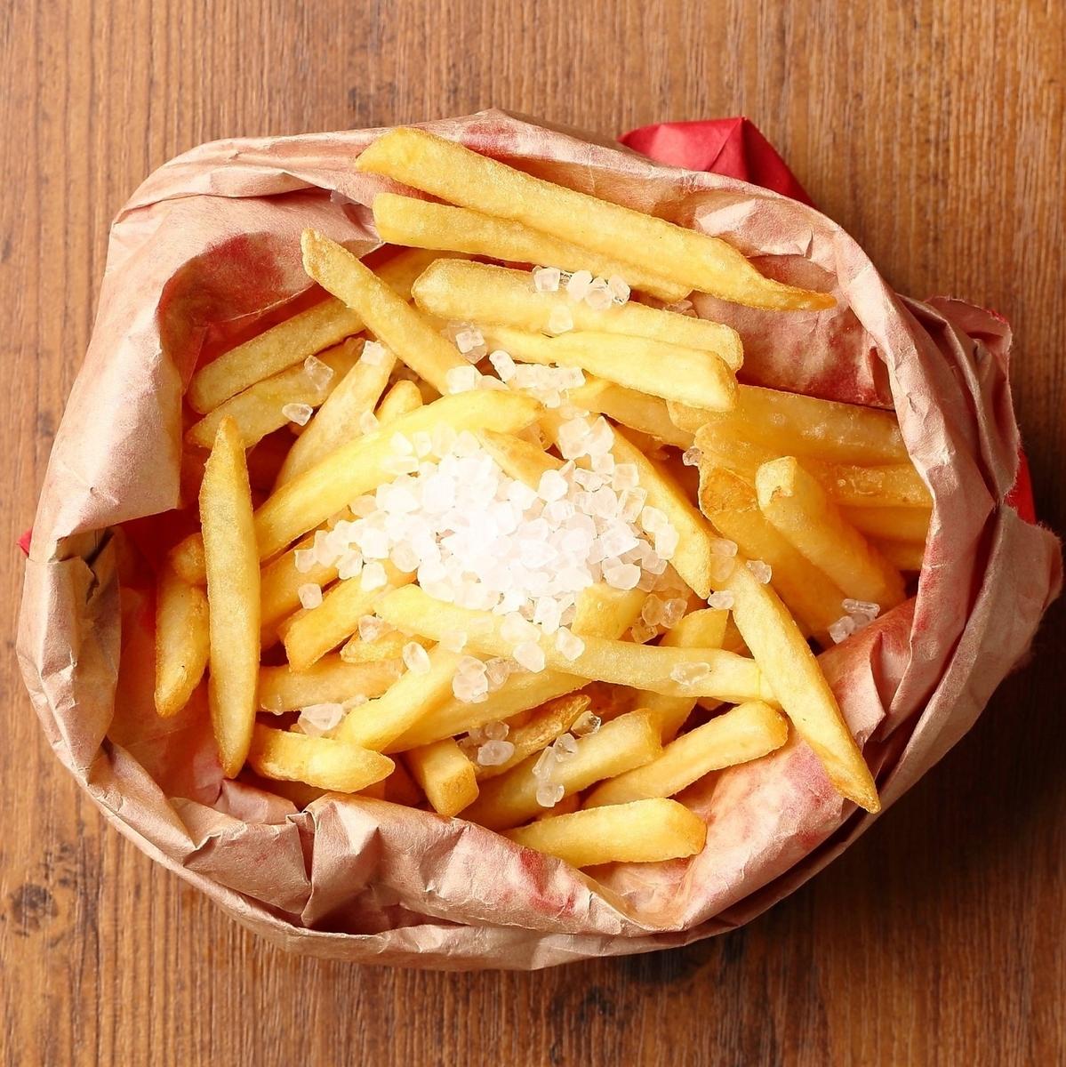 選擇土豆:鹽