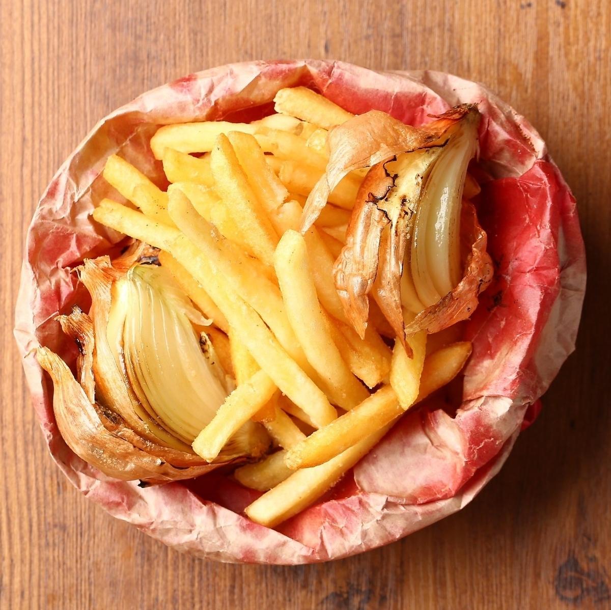 馬鈴薯選擇:Consommé