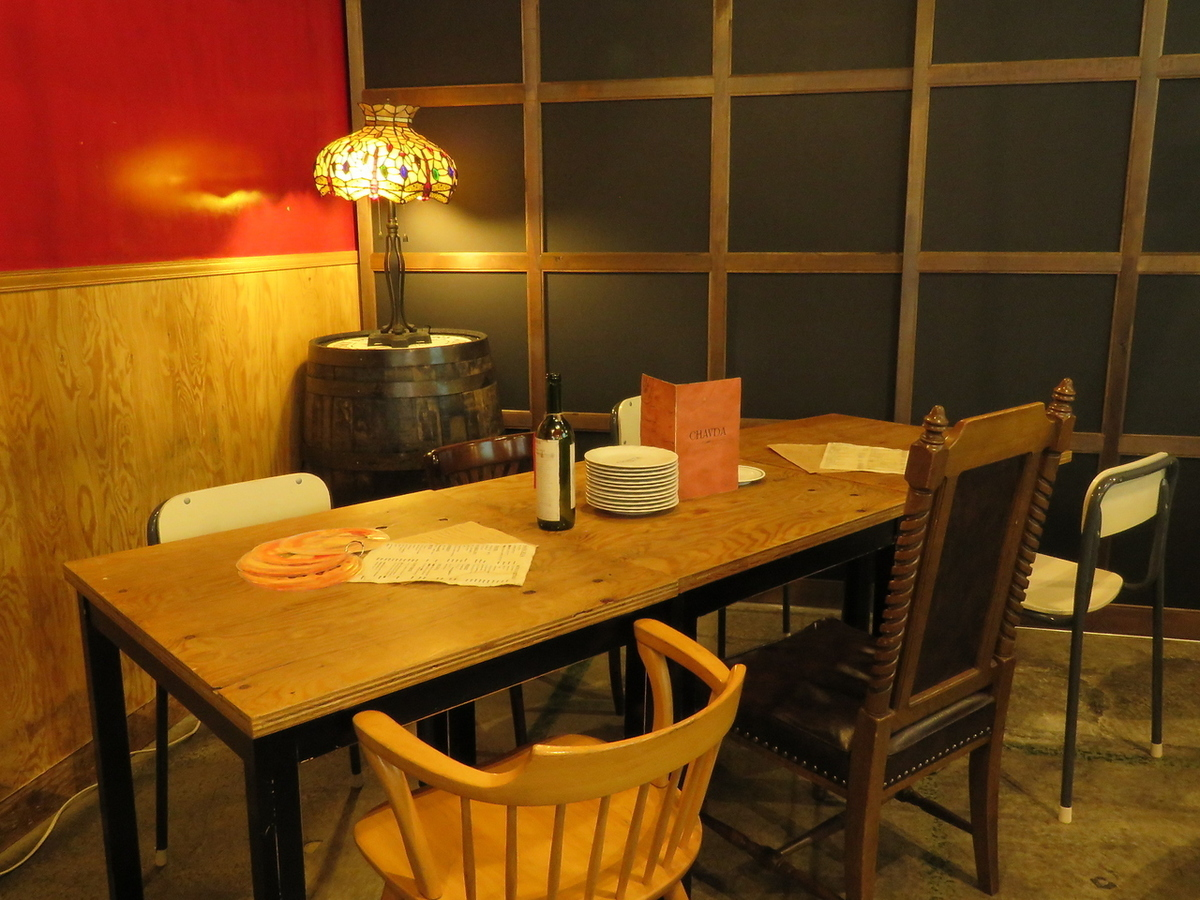 [4 to 6 people] Dine in the stylish Spanish bar