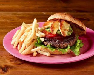 Adam'sハンバーガー【100%ビーフ】