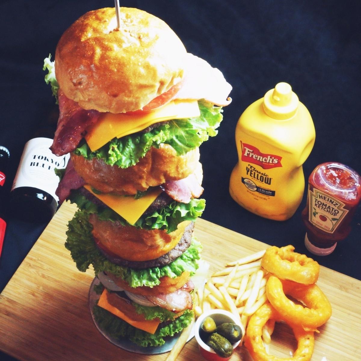 햄버거 타워