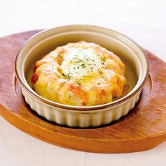 ポテト明太マヨチーズ焼き