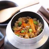 炊きたて釜飯(あさりめし・鶏めし)