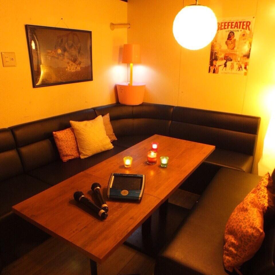 一个完美的私人房间,适合不可思议的社会!