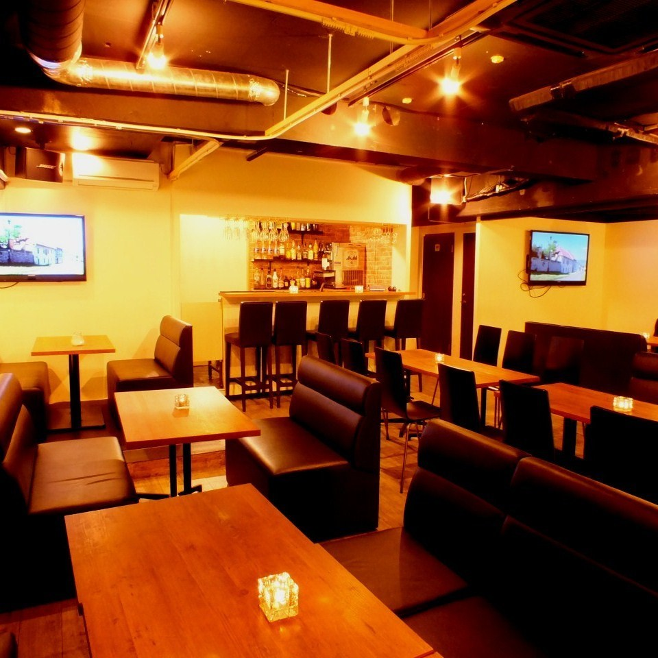 All-you-can-use high-spec party space ☆ with large monitor & karaoke as well
