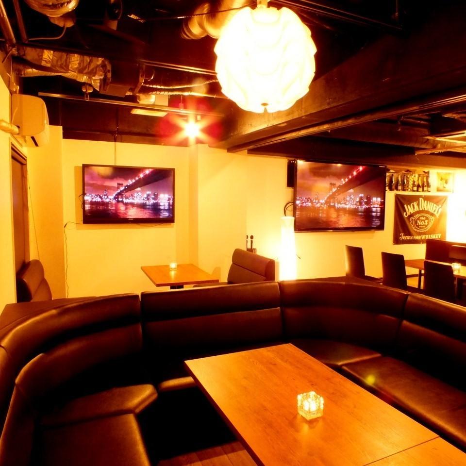 女孩派对,Gokon,生日派对上易于使用的沙发座椅☆