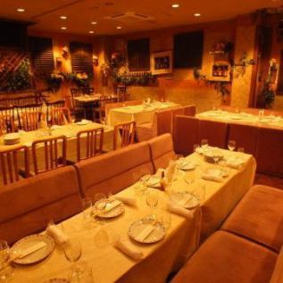 【3階席】着席時70名様までご利用可能♪プチカラオケやスクリーン有り☆