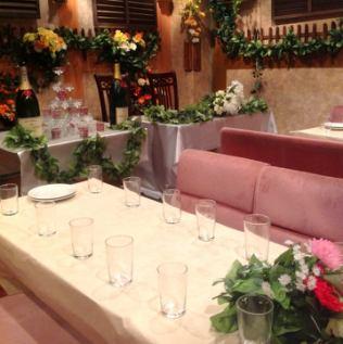 【3階席】結婚式二次会にもおすすめ!レトロモダンなお洒落な雰囲気に、うっとり♪