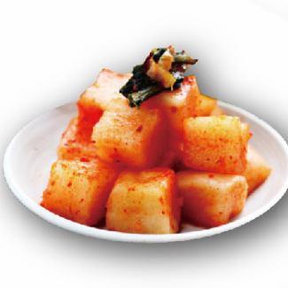 萝卜泡菜(Kakuteki)