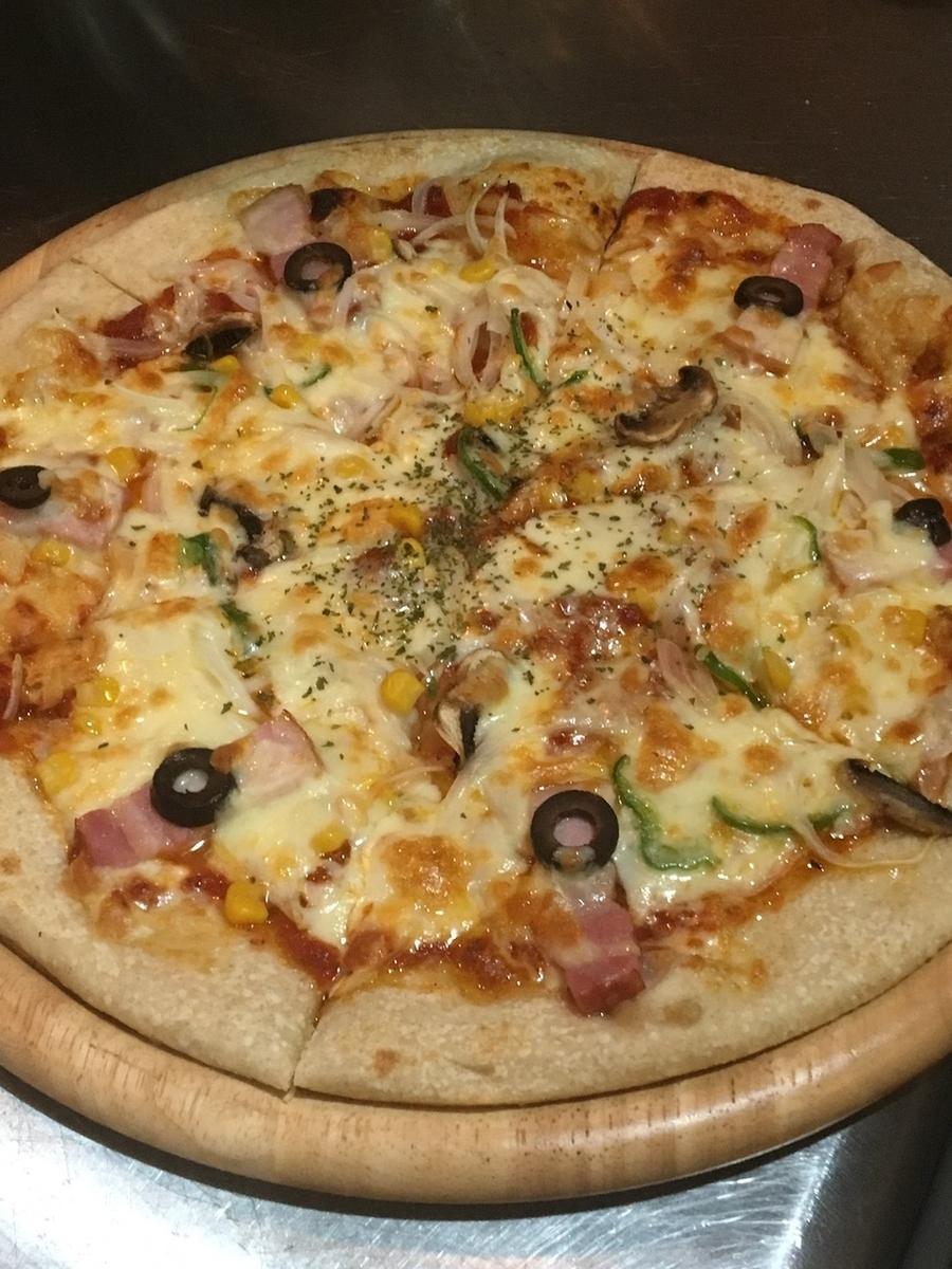 意大利MIX披薩