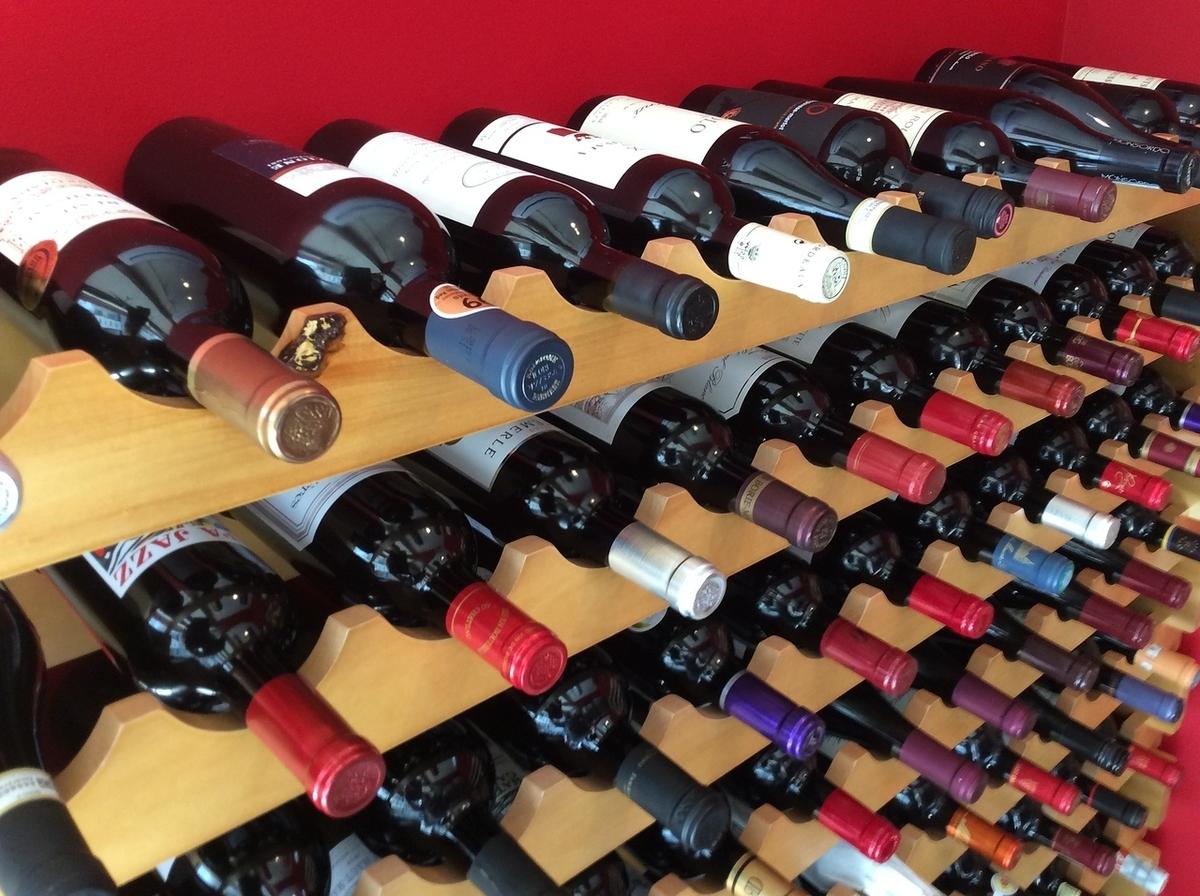 广泛的葡萄酒